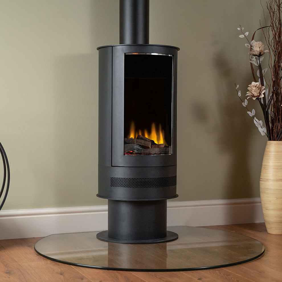 British Fires Ashurst Electric Stove